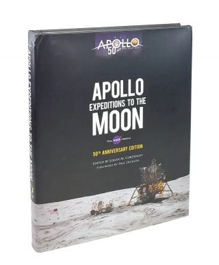 Apollo Expeditions to the Moon. Edgar M. Cortright, Paul Dickson, ed., fwd