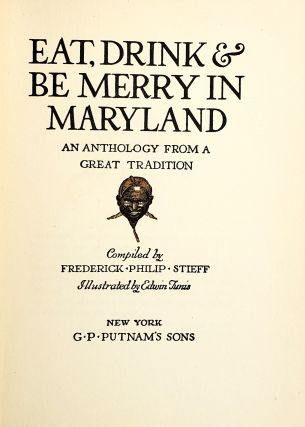 Eat, Drink and Be Merry in Maryland