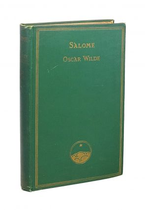 Salome: A Tragedy in One Act. Oscar Wilde