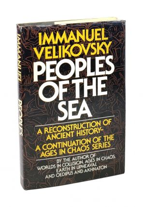 Peoples of the Sea [Ages in Chaos Series]. Immanuel Velikovsky