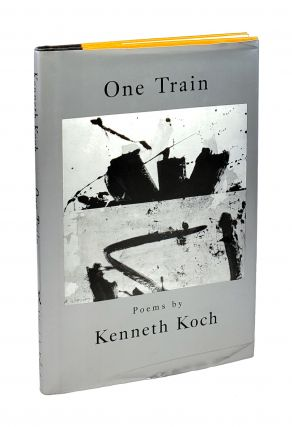 One Train. Kenneth Koch