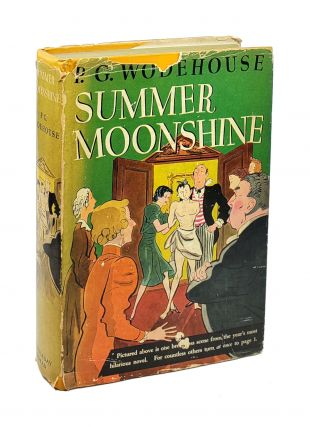 Summer Moonshine. P G. Wodehouse