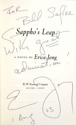 Sappho's Leap: A Novel