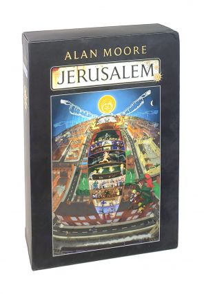 Jerusalem: A Novel [Signed Limited Edition]. Alan Moore