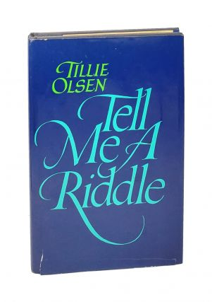 Tell Me a Riddle [Signed Cory L. Richards (nephew) with