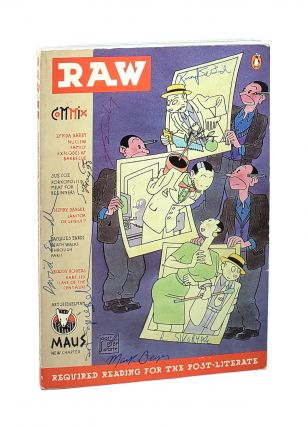 Raw: Vol. 2, No. 2 [Signed by 8]. Art Spiegelman, Françoise Mouly, R. Sikoryak