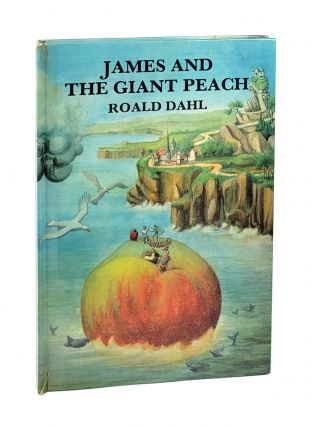 James and the Giant Peach. Roald Dahl, Michael Simeon