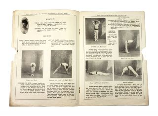 Health Studies through Demonstrated Lectures in Physical Education. Attractive, Forcible, Popular [wrapper title]