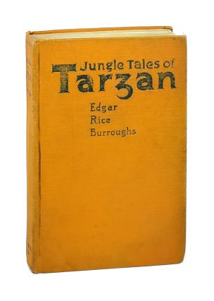 Jungle Tales of Tarzan. Edgar Rice Burroughs, J. Allen St. John