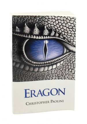 Eragon [Signed Self-Published Edition]. Christopher Paolini
