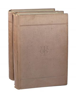 Life, Letters, and Journals of George Ticknor [Two Volumes]. George Ticknor, George Hillard, Anna...