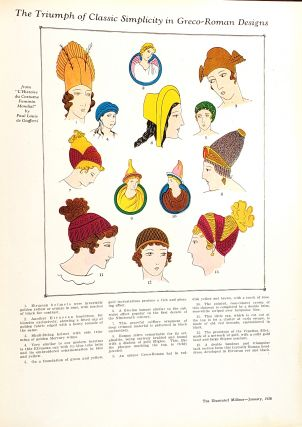 Millinery in the Fashion History of the World