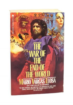 The War of the End of the World [Signed]. Mario Vargas Llosa