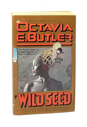 Wild Seed [Signed]. Octavia Butler