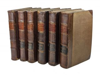 The History of the United States of America from the Discovery of the Continent to the Organization of Government Under the Federal Constitution; The History of the United States of America from the Adoption of the Federal Constitution to the End of the Sixteenth Congress (Six Volumes)
