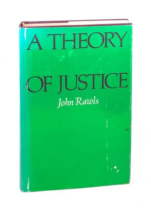 A Theory of Justice. John Rawls