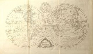 The New Universal Traveller, Containing a Full and Distinct Account of all the Empires, Kingdoms, and States in the Known World