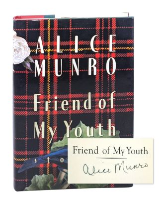 Friend of My Youth: Stories [Signed]. Alice Munro