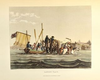 Picturesque Illustrations of Buenos Ayres and Monte Video, Consisting of Twenty-Four Views: Accompanied with Descriptions of the Scenery and of the Costumes, Manners, &c. of the Inhabitants of Those Cities and Their Environs [Facsimile]