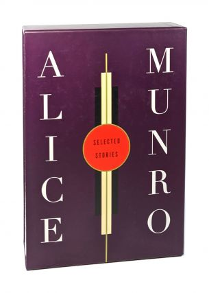 Selected Stories [Signed Limited Slipcased Edition]. Alice Munro