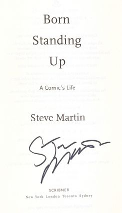 Born Standing Up [Signed]