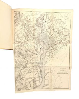 Washington and its Environs: An Illustrated Descriptive and Historical Hand-Book to the Capitol of the United States of America