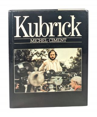 Kubrick. Michel Ciment, Gilbert Adair, trans
