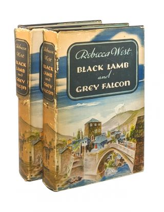 Black Lamb and Grey Falcon [Two Volumes]. Rebecca West