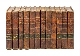 The History of the Decline and Fall of the Roman Empire [Twelve Volumes]. Edward Gibbon
