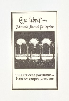Latin Bookhands of the Later Middle Ages: 1100-1500 [with Bookplate of Edmund Daniel Pellegrino]