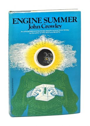 Engine Summer [Signed]. John Crowley
