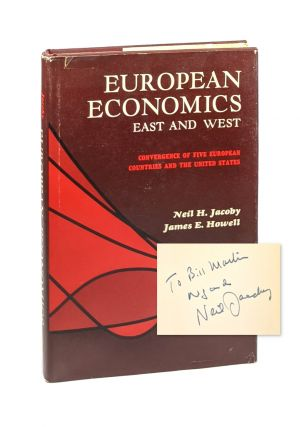 European Economics East and West: Convergence of Five European Countries and the United States...