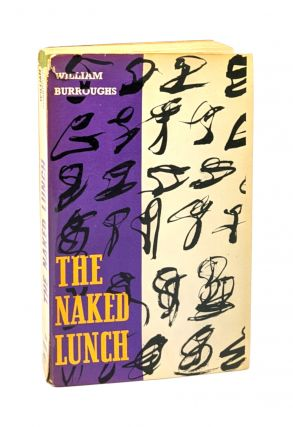The Naked Lunch [The Traveller's Companion Series No. 76]. William Burroughs
