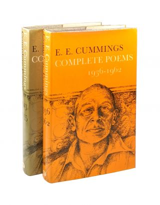 Complete Poems: 1913-1935, 1936-1962 [Two Volumes]. E E. Cummings