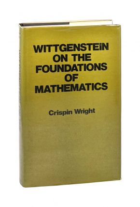Wittgenstein on the Foundation of Mathematics. Crispin Wright