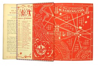All About Washington, including Dining in Washington: An Intimate Guide