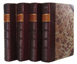 The Works of the Right Honourable Joseph Addison (Four Volumes). Joseph Addison, Thomas Tickell, Ed