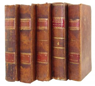 The Domestic Encyclopedia; Or A Dictionary Of Facts, And Useful Knowledge. Comprehending A...