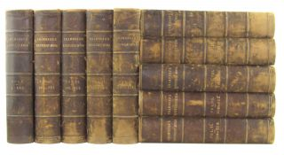 Chambers's Encyclopaedia: A Dictionary of Universal Knowledge For The People [Ten Volumes Complete