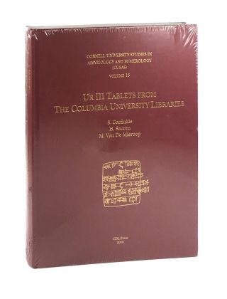 Ur III Tablets from the Columbia University Libraries. S. Garfinkle, H. Sauren, M. Van De Mieroop