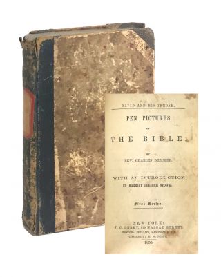 David and His Throne. Pen Pictures of the Bible...First Series [All Published]. Charles Stowe,...