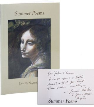 Summer Poems [Inscribed and Signed