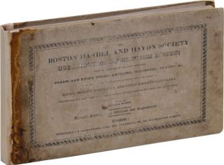 The Boston Handel and Haydn Society Collection of Church Music; Being a selection of the most...