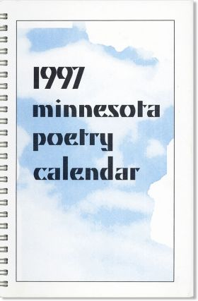 1997 Minnesota Poetry Calendar, Volume One [All Published