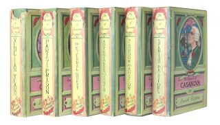 The Memoirs of Jacques Casanova de Seingalt (Six Volumes). Giacomo Girolamo, Casanova de...