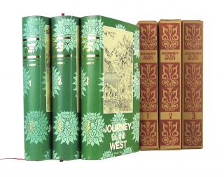 Journey to the West (Three Volumes in Boxes). Wu Cheng'en, William John Francis Jenner, trans