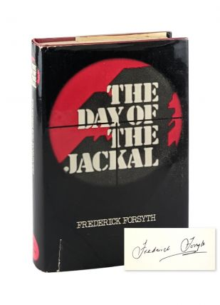 The Day of the Jackal [Signed]. Frederick Forsyth