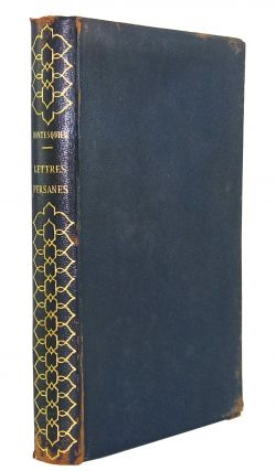 Lettres persanes [Persian Letters]. Montesquieu