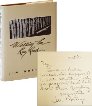 Walking the Rez Road [Inscribed and Signed]. Jim Northrup