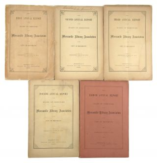 Collection of Five Early Annual Reports